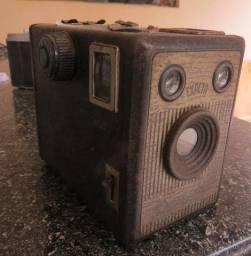 Título do anúncio: Antiga câmera Fotográfica Exacta