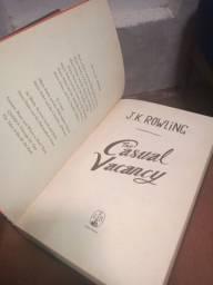 Livro The Casual Vacancy
