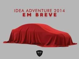 Título do anúncio: Fiat Idea Advent./ Adv.LOCKER 1.8 16V