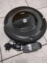 Título do anúncio: Robô aspirador irobot Roomba E5