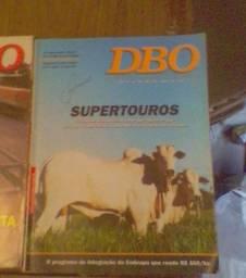 Revistas DBO e GLOBO Rural