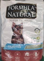 Ração formula natural super Premium