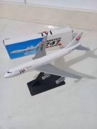 Avião em miniatura Japan Airlines