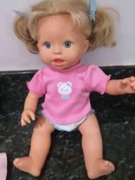 Boneca Bebê Fischer Price