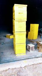 Título do anúncio: Vendo caixas de abelhas