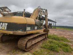 Vendo Escavadeira Cat 320CL