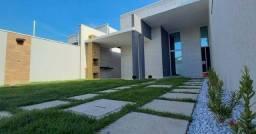 Casa plana em em residencial semi-fechado as margens da Washington Soares  #ce11