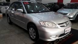 Título do anúncio: Honda Civic Sedan LX 1.7 16V (Aut)