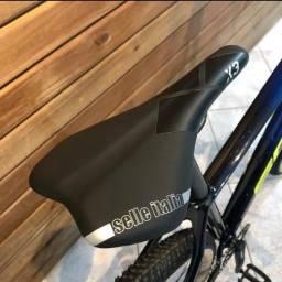 Título do anúncio: Banco Selim Bicicleta Bike Selle Italia X3 Boost