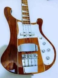 Contrabaixo Rickenbacker Luthier