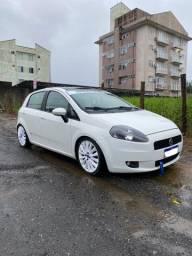 Título do anúncio: Fiat punto 1.6 2012