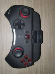 Título do anúncio: Controle joystick sem fio Ipega PG-9025 preto