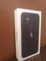 iPhone 11 Preto 64gb Novo Lacrado