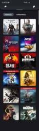 Título do anúncio: Vendo conta Sony