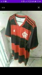 Blusa Flamengo original comprei dez/2020