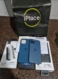 Título do anúncio: iPhone 12 Pro Max Nacional Zero cheio de Brindes