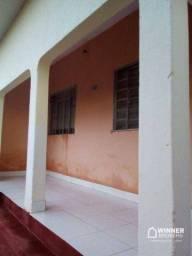 Casa com 4 dormitórios à venda, 140 m² por R$ 320.000,00 - Parque Siomara - Arapongas/PR