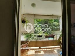 Apartamento à venda com 2 dormitórios em Humaitá, Rio de janeiro cod:IP2AP53512