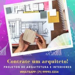 Título do anúncio: ARQUITETO - Projetos de Arquitetura e Interiores