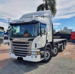 Título do anúncio: Caminhão Bitruck Scania P310 8x2 2014