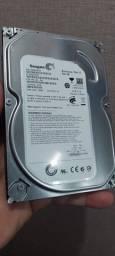 Título do anúncio: HD Seagate 500GB 7200RPM 3.5'' ZAP *