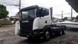 Título do anúncio: Scania G440 A 6X4