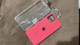 Capa iPhone 12 Pro/ iPhone 12 Pro (Duas pelo preço de uma)