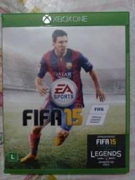 Jogo Fifa 15 Xbox One