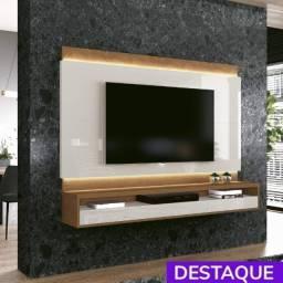 """Painel Savoy 1,63M Para Tvs Até 60"""" - Catálogo completo via whats"""