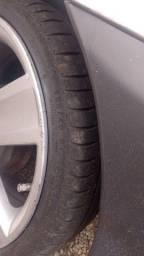 Título do anúncio: Rodas 17'' com pneus