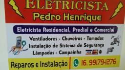 Título do anúncio: Eletricista e Montador melhor preço *