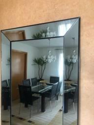 Título do anúncio: Mega espelho de cristal bisotado