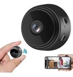 Título do anúncio: Câmera Wifi portátil