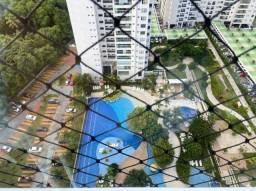 Gd. Apartamento para alugar no Lê parc.  170m², 4 quartos.