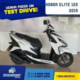 Título do anúncio: Honda Elite 2019 Branca