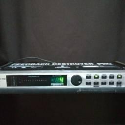 Título do anúncio: Processador Behringer DSP1124P