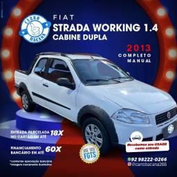 Título do anúncio: Strada Working CD 1.4