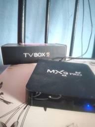 Título do anúncio: TV box nova