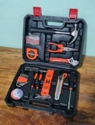 Título do anúncio: Kit jogo de ferramentas 129 peças