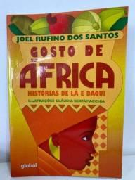 Título do anúncio: Livro - Gosto de África