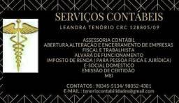 Título do anúncio: Contador, MEI, Legalização de Empresas