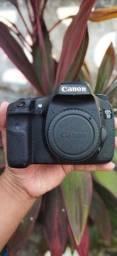 Título do anúncio: Câmera Canon EOS 7d