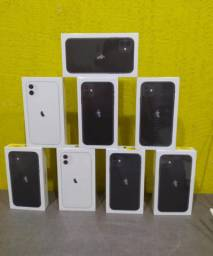 iPhone 11 NOVO 128gb BRANCO - LACRADO - ANATEL