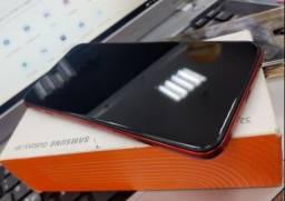 """Samsung J6plus tela 6"""" biometria câmera dupla"""