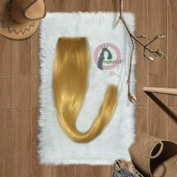 Título do anúncio: mega hair removível loiro mel