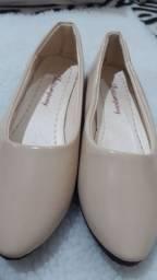 Sapatos Femininos Novos, nº 36 Forma pequena