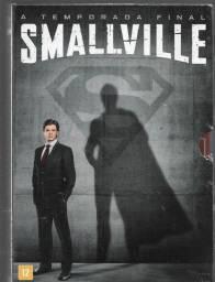Título do anúncio: vdo385 Box Dvd Smallville Temporada Final Original E Lacrado