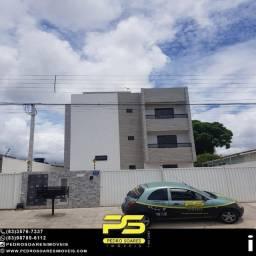 Apartamento com 2 dormitórios à venda, 42 m² por R$ 125.000 - Bairro das Indústrias - João