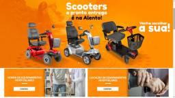 Scooter Cadeira Motorizada