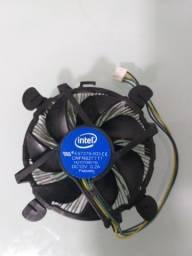 Título do anúncio: Cooler Original intel